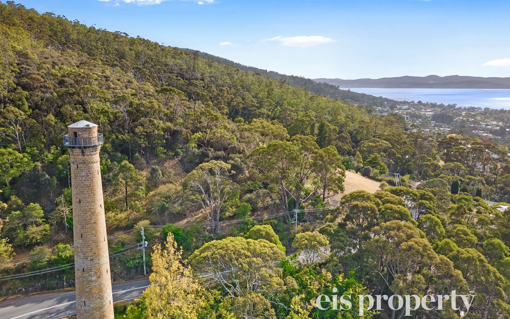 Elevated and Secluded Taroona Land Offering
