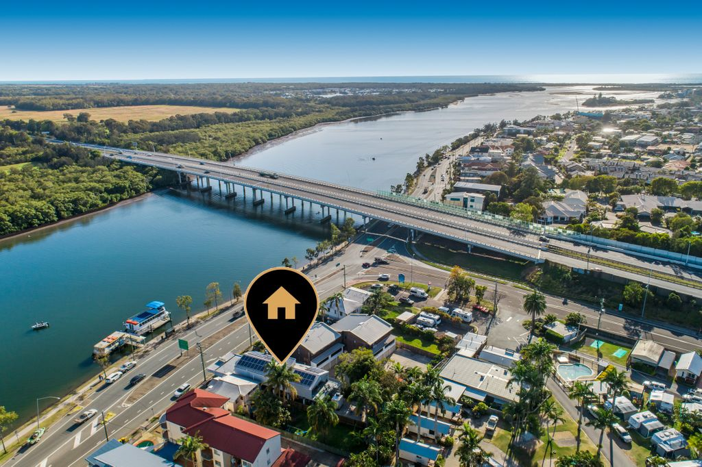 Exceptional opportunity on pristine River front!