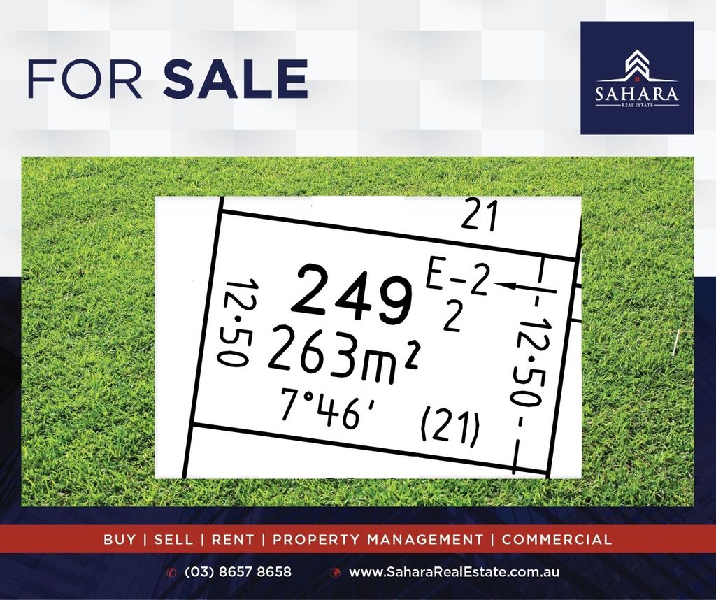 Own a prestigious Piece of titled Land – Sinclair Heights !!