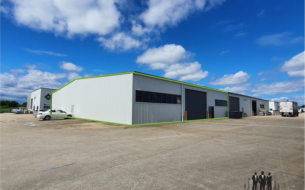 Prime Industrial Warehouse Space