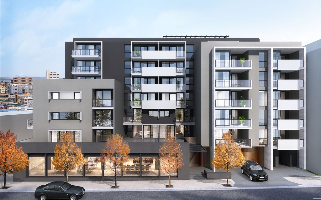 The Elliott | Redefining Contemporary Living Hobart
