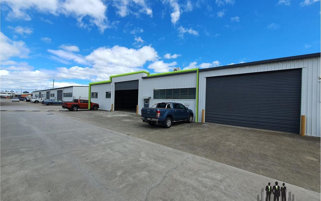 Industrial Warehouse + Professional Office In Brendale