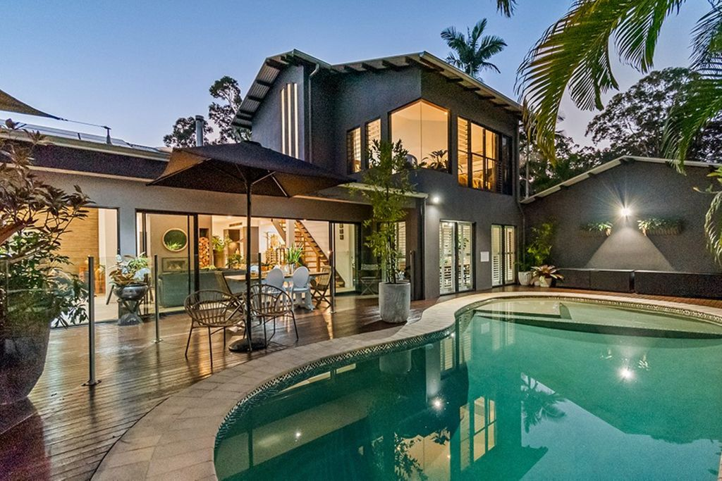 Noosa Hinterland Home Offering Dual Living, Coastal Views and A Large Shed