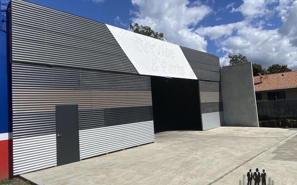 Open Plan Warehouse Alongside Tyre Power