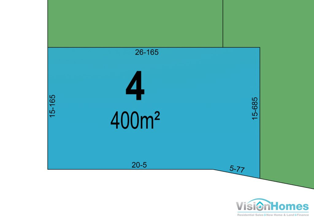 Beautiful 400m2 land in small estate, Byng Rd, Birkdale