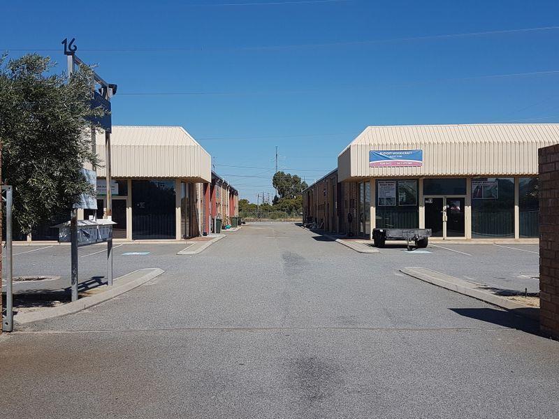 159sqm warehouse