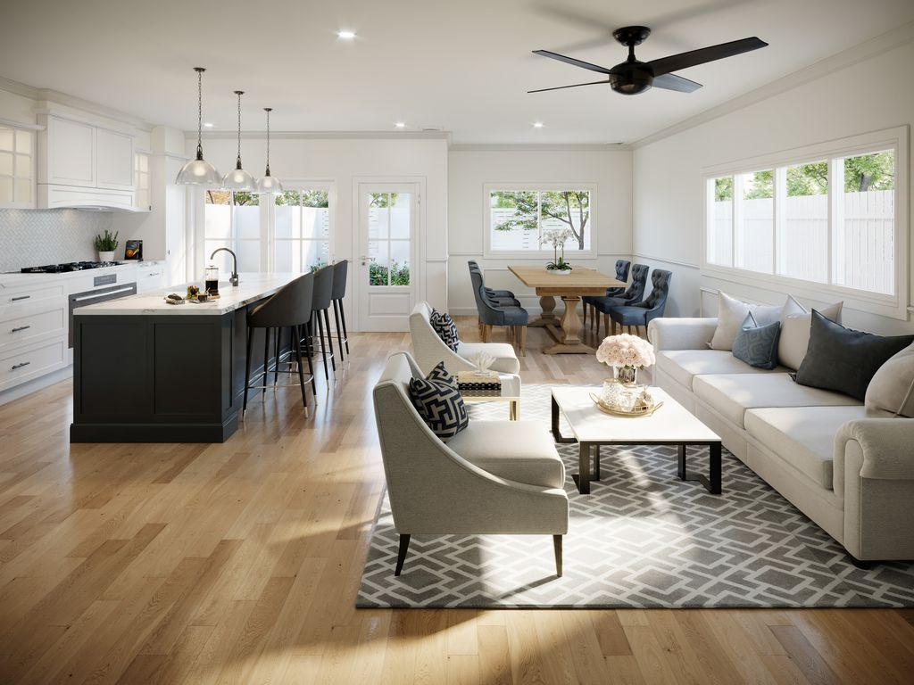 Lose yourself in luxury – Brand new Queenslander-style home