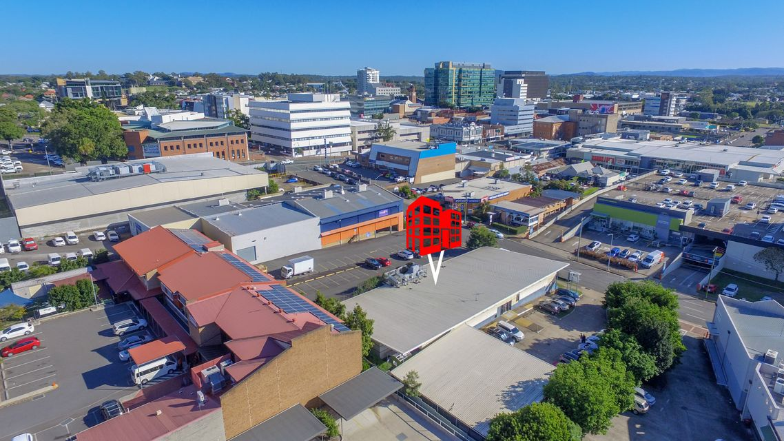 FREEHOLD INVESTMENT – IPSWICH CBD
