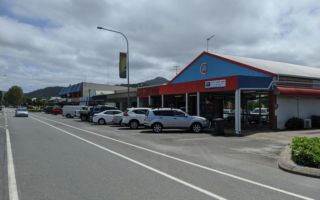 COMMERCIAL PREMISES IN CENTRAL MOSSMAN