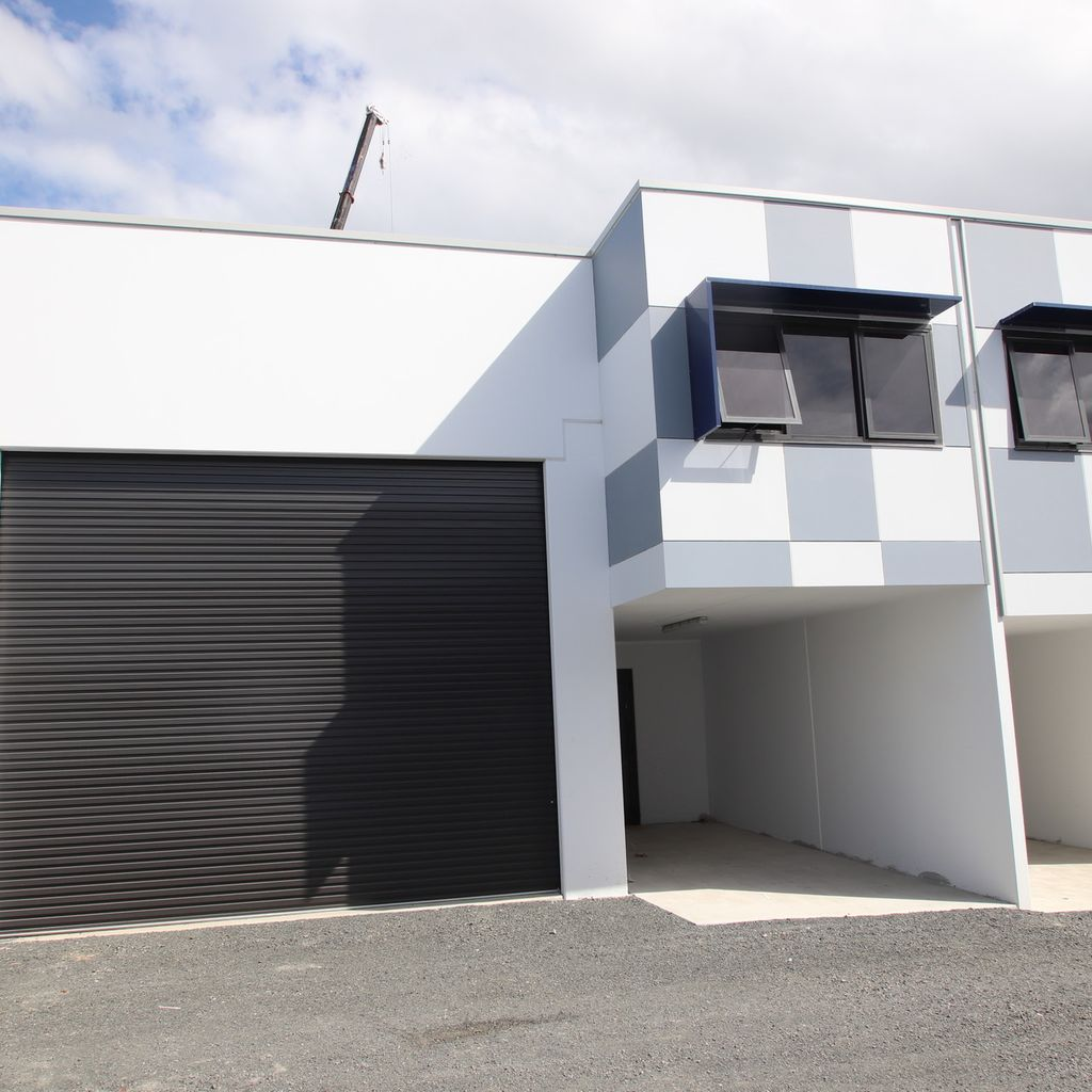 2 x Brand NEW High Clearance Industrial Warehouse units in A Class Complex