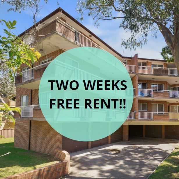 Two Weeks Free Rent !!