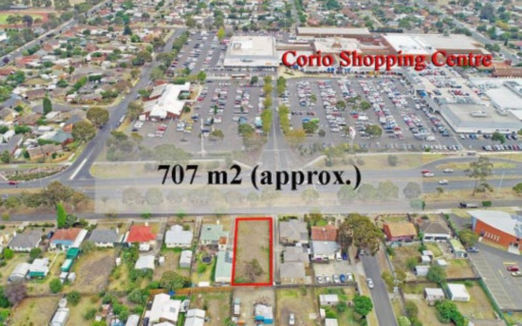 FIVE TOWNHOUSE PROJECT – OPPOSITE CORIO SHOPPING CENTER