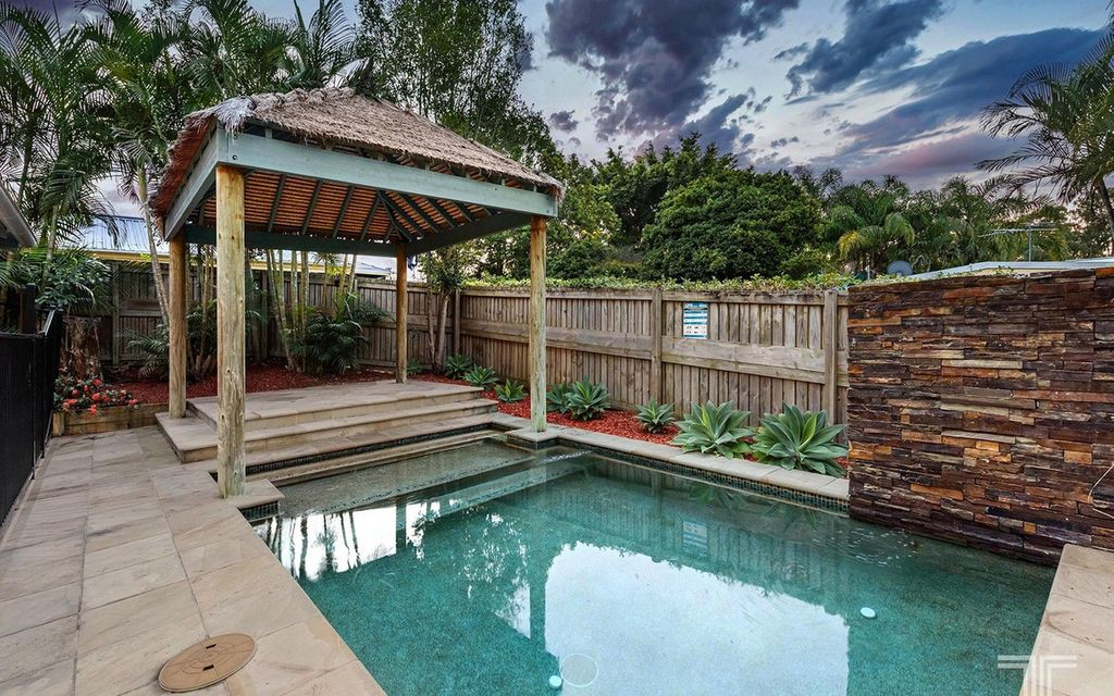 Perfect Family Home with Resort-Style Pool in Quiet Off Street