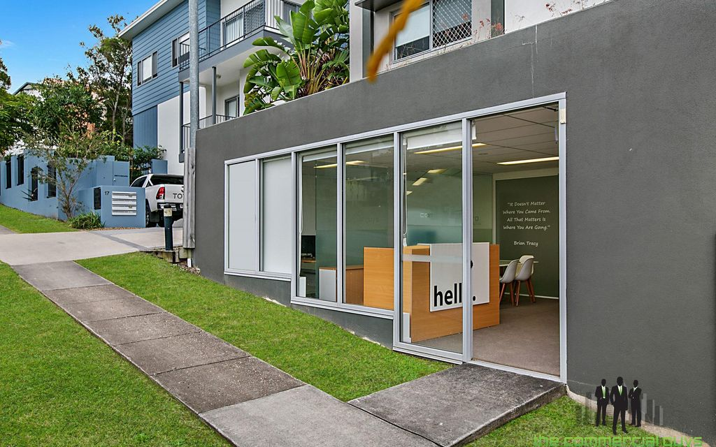 Fitted Out Office In Great Location