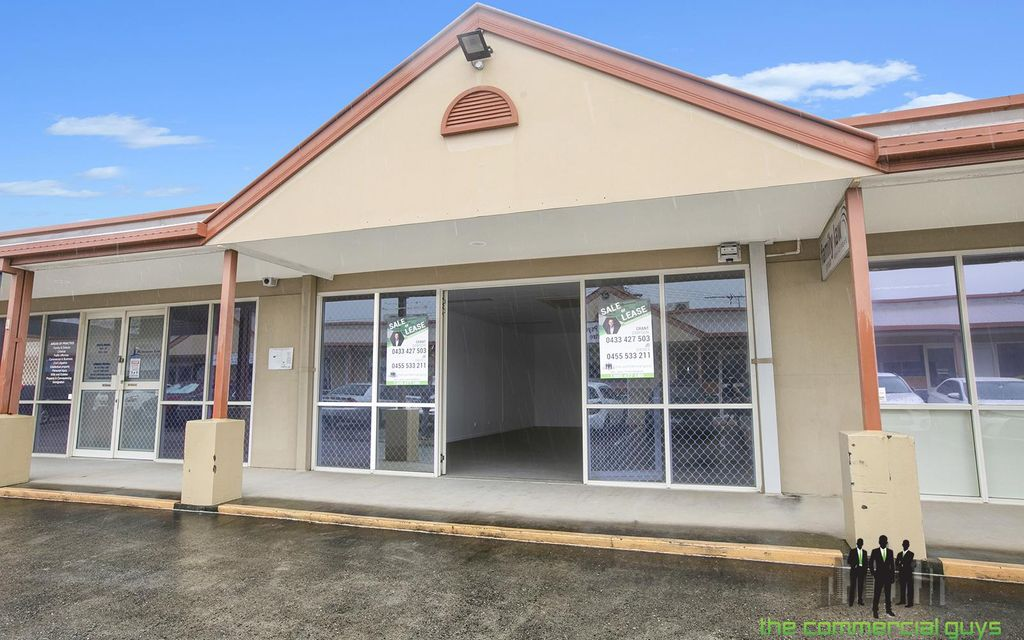 Recently Renovated Retail/Office Space Ready To Go