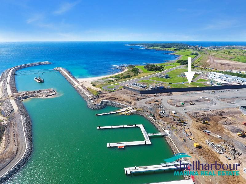 Prime Land with Marina Views in the Beachside Collection Precinct