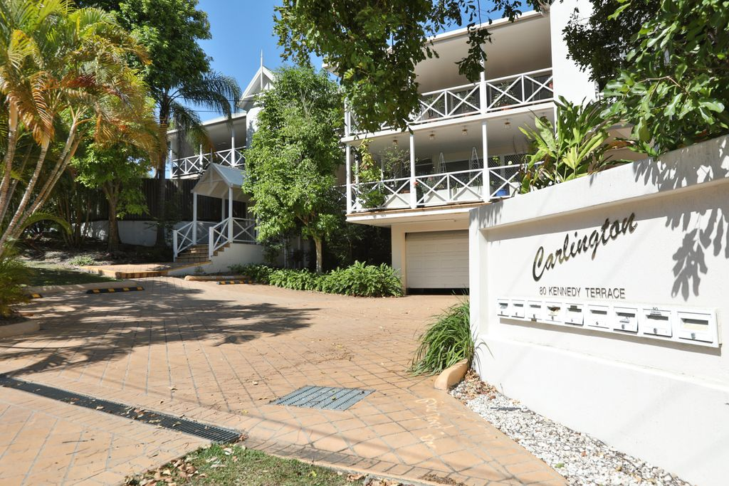 Carlington: an appealing apartment in a superior location