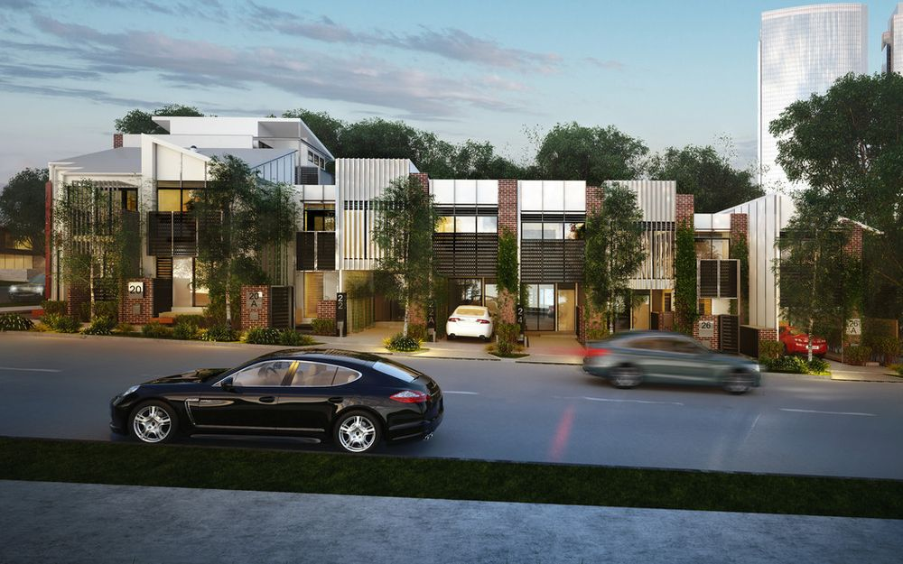 LIMITED OFFER JUST IN TIME FOR FIRST HOME OWNERS NEW FREEHOLD URBAN TERRACE IN CBD FROM $460,000