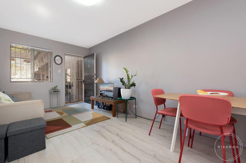 Stylish urban retreat set in prestigious New Farm