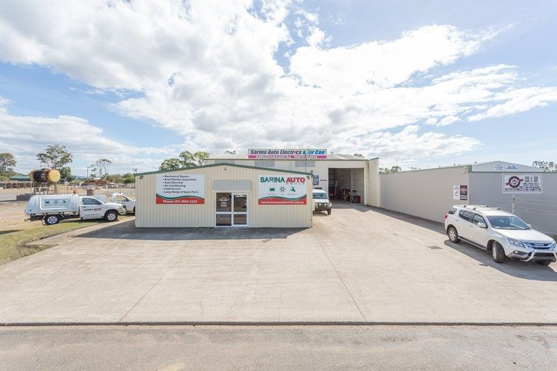 Industrial Shed – Freehold