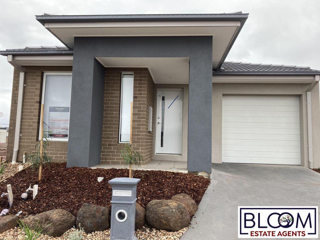 A brand new home in Elements estate Truganina