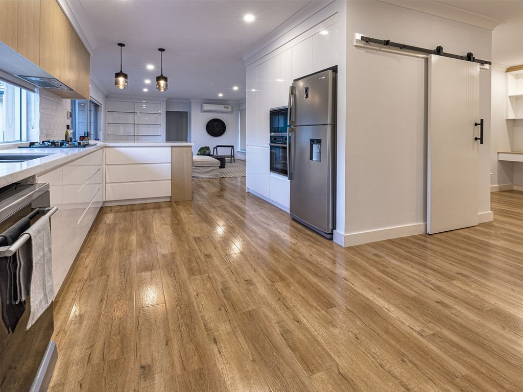 BEAUTIFULLY RENOVATED 4 x 3 FAMILY HOME IN A BEST LOCATION!