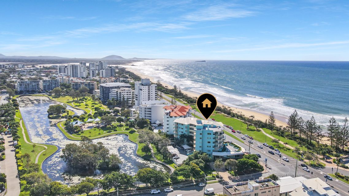 Stunning Alex Heads Beachfront Apartment! Sellers Committed Elsewhere!