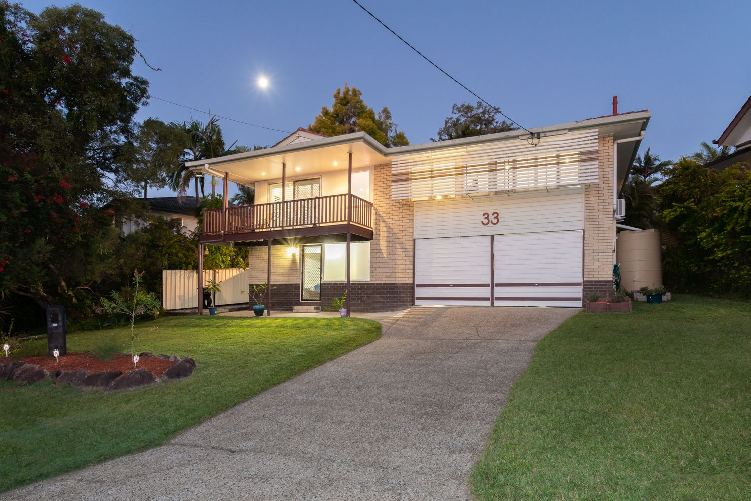Big Brick Home in a Highly Sought After Position