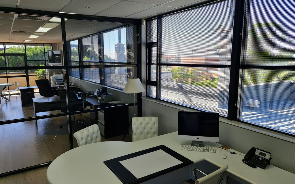 Furnished Professional Office with NE views