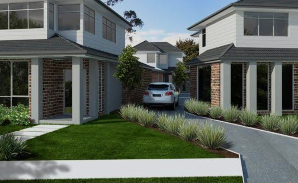 PEACEFULLY LOCATED STYLISH CONTEMPORARY LIVING