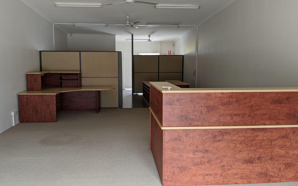 OFFICE PREMISES IN CENTRAL PORT DOUGLAS
