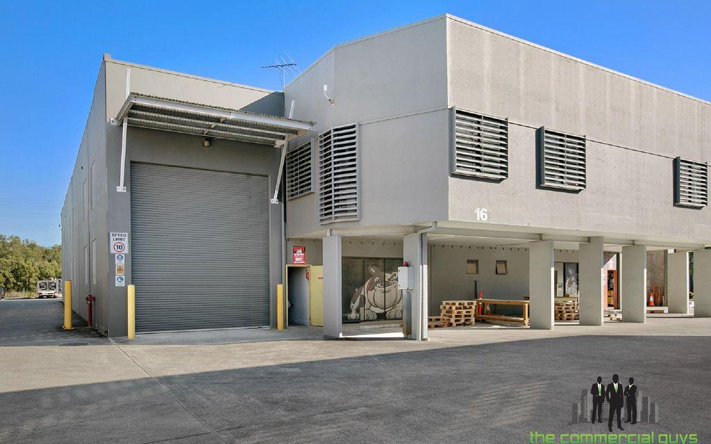 317sqm* TradeCoast Office/ Warehouse