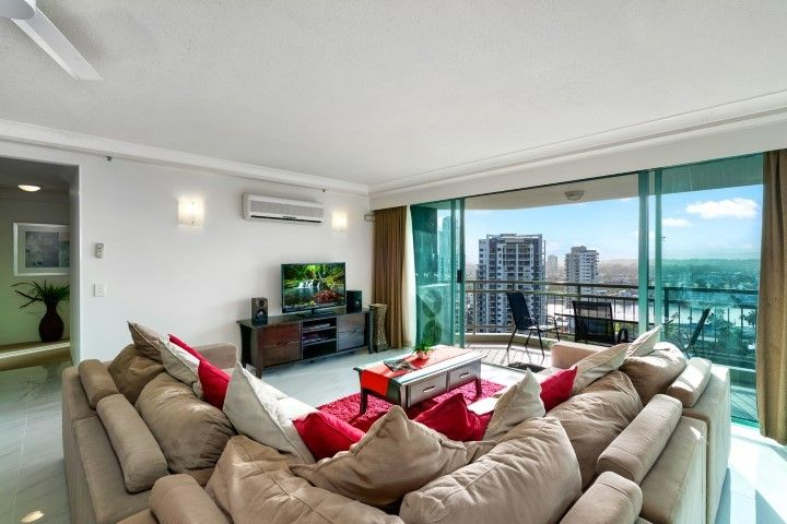 CROWN TOWERS, SURFERS PARADISE  INVEST OR LIVE IN – THE CHOICE IS YOURS!