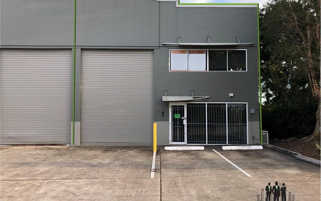 Office/Showroom + Warehouse Space at Front of Complex