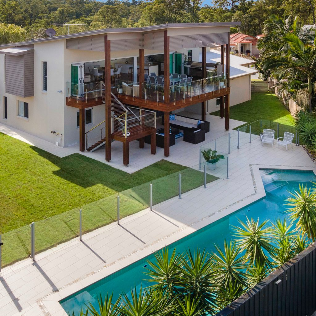 Executive Family Home With Views, Privacy and Luxury