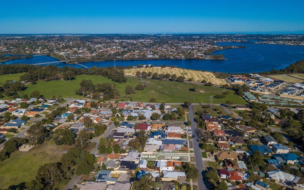 Build on this 449sqm block ready for you!! by the Mitchell Family Team