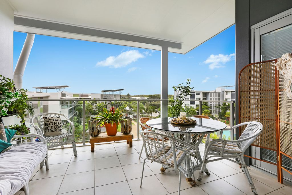 It's all about lifestyle at Coolum Breezes
