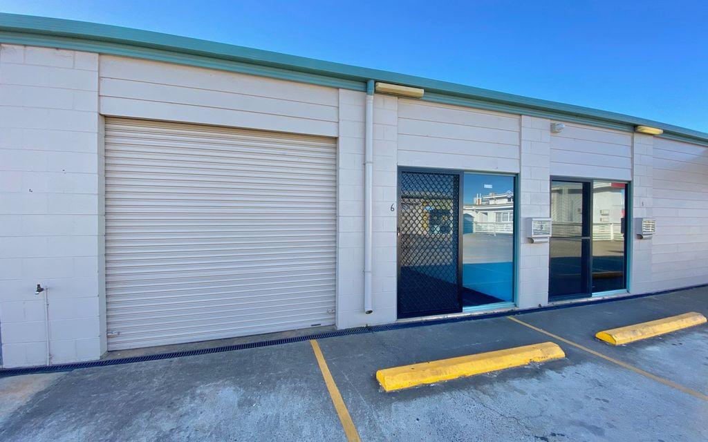 Shed 6 is available for rent