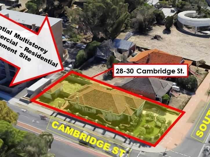 SUITABLE FOR A POTENTIAL UP TO 2,500 SQM DEVELOPMENT !!
