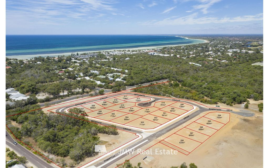 CAPE RISE ESTATE STAGE TWO – FIRST RELEASE