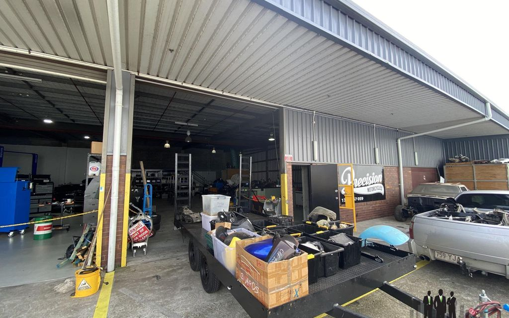 Functional Warehouse Available In Virginia