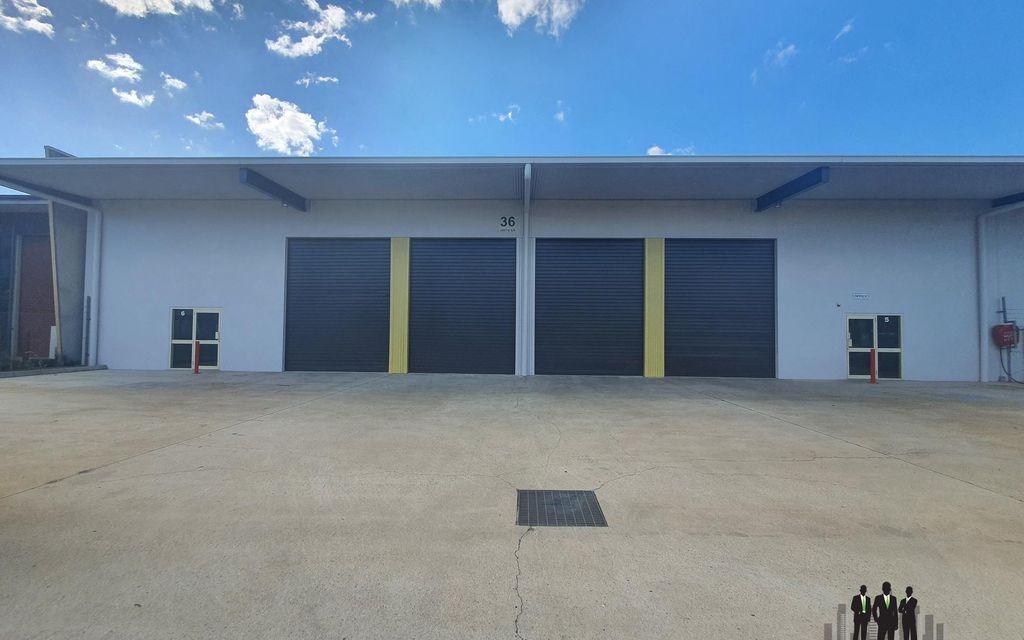 Tidy Warehouse + Office In Brendale