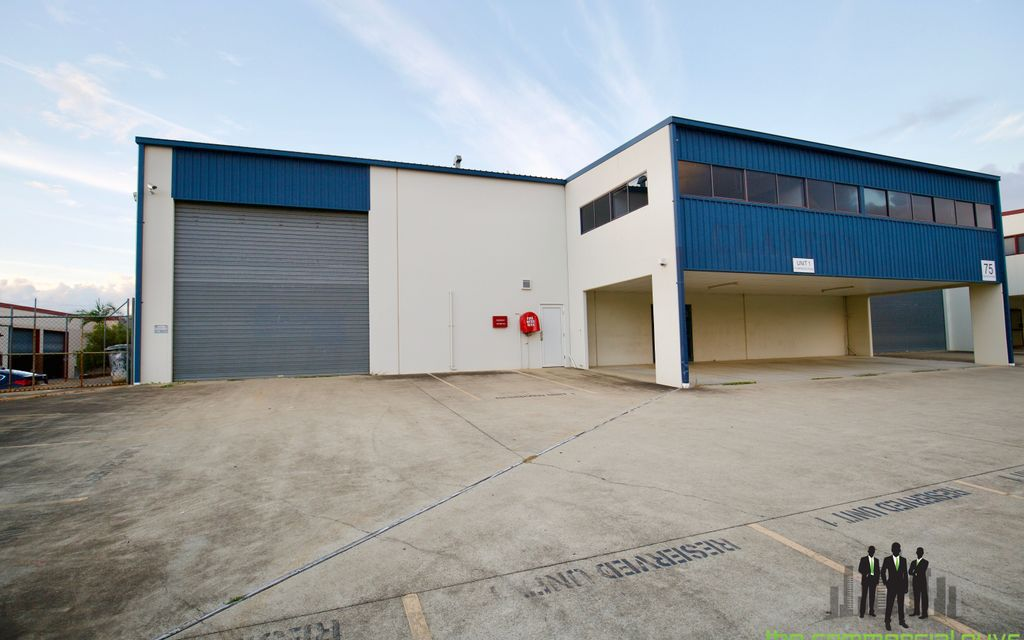 Warehouse With Office In Prominent Location