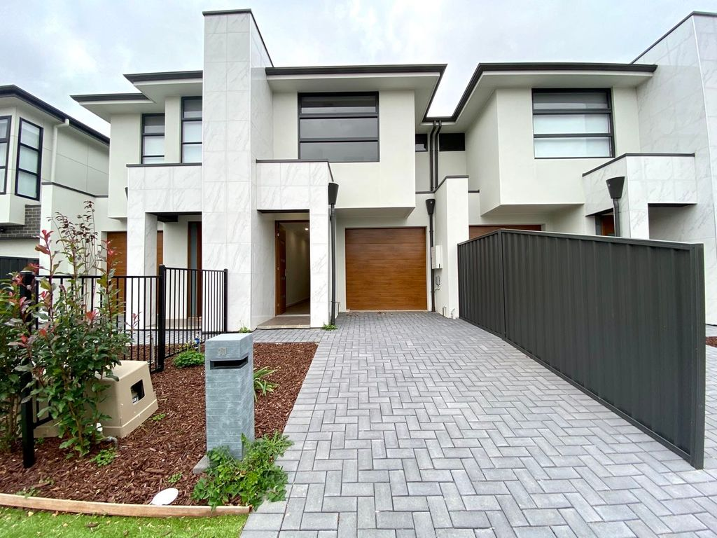 Brand New 3-bedroom townhouse with low maintenance
