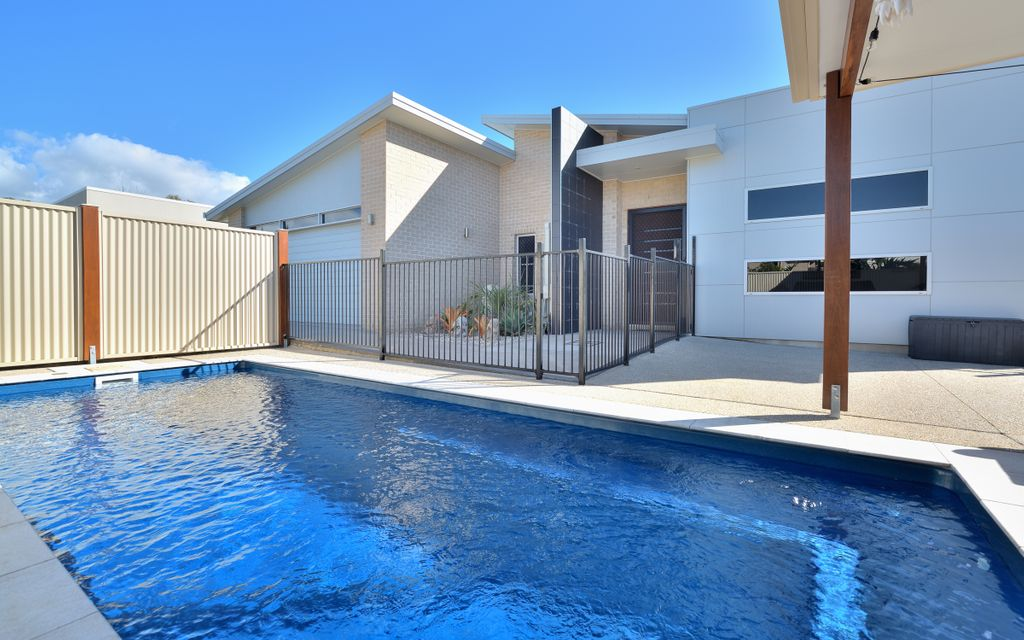 Stunning executive style family home…with pool & solar!