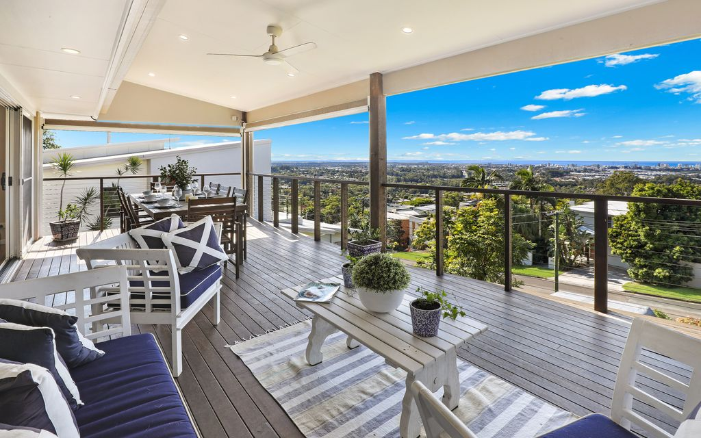 Idyllic Buderim home with sweeping ocean views and two street frontage