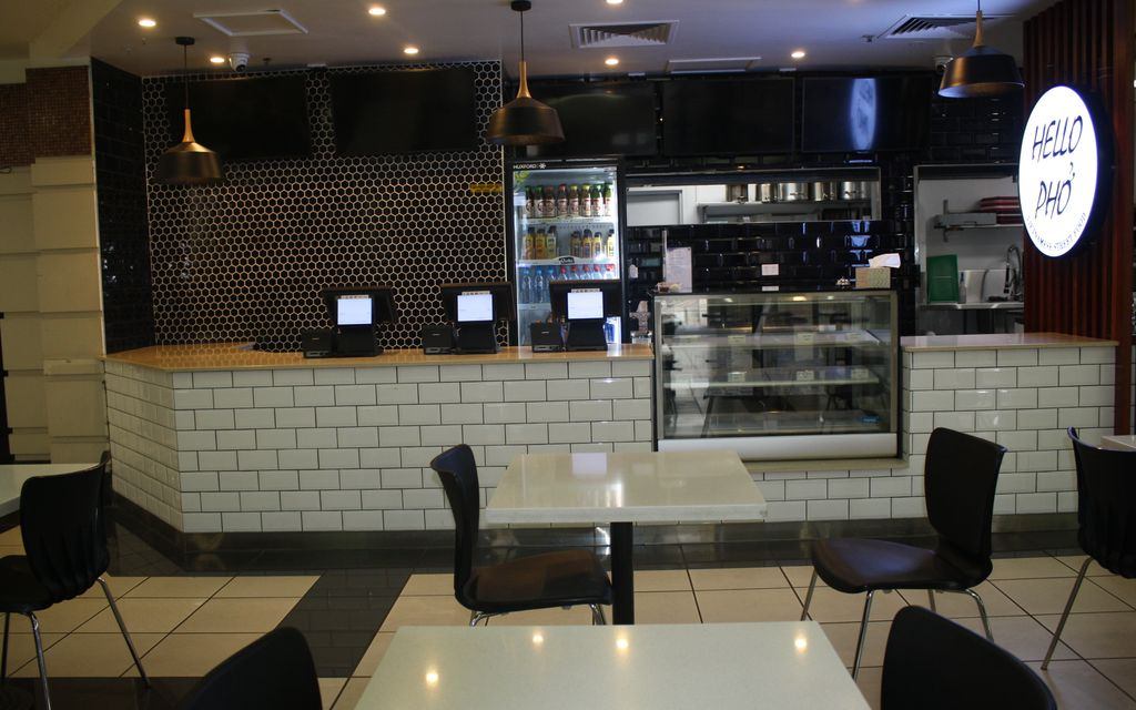 Fully Fitted Food Court Shop