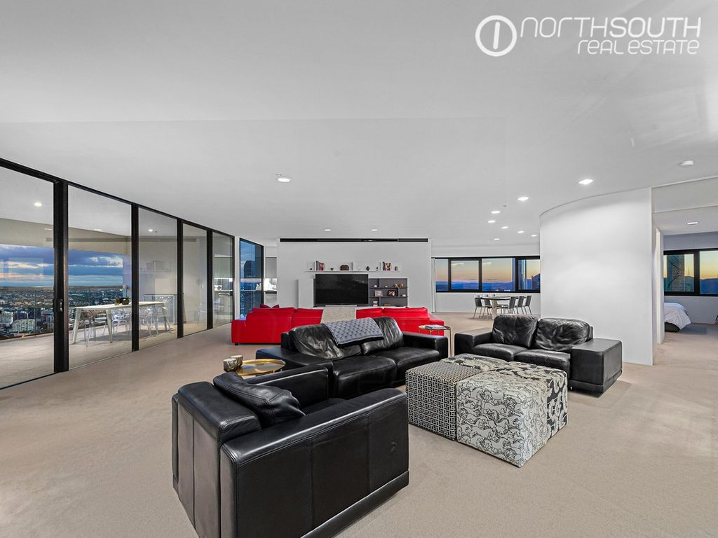 Truly the Pinnacle of Brisbane CBD living | Welcome to Riparian Plaza 4604