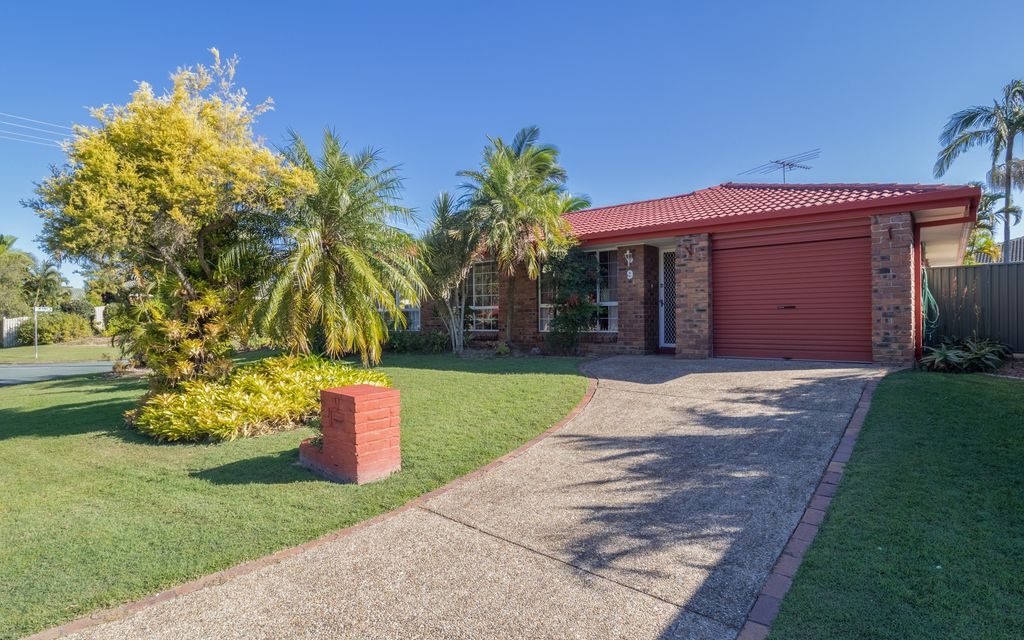 PERFECT FIRST FAMILY HOME OR IDEAL FOR THE AVID GARDENER IN PRIME CAPALABA LOCATION