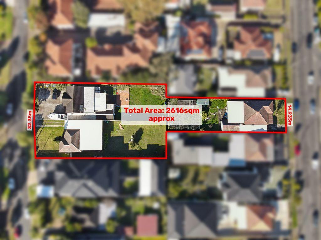 95 EDGAR STREET & 24-26 SAURINE STREET   – DA APPROVED DEVELOPMENT SITE